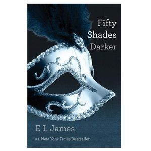 E L James Fifty Shades Darker